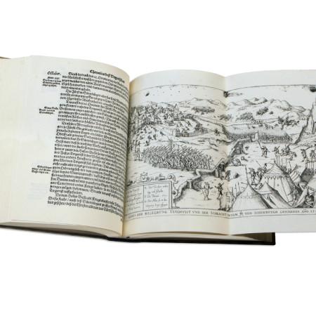 Hieronymus Ortelius: Chronologia