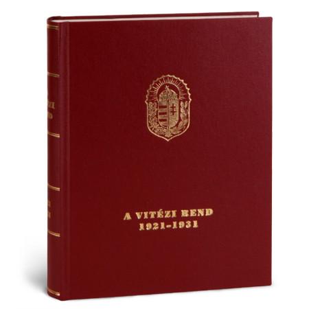 A Vitézi Rend 1921-1931